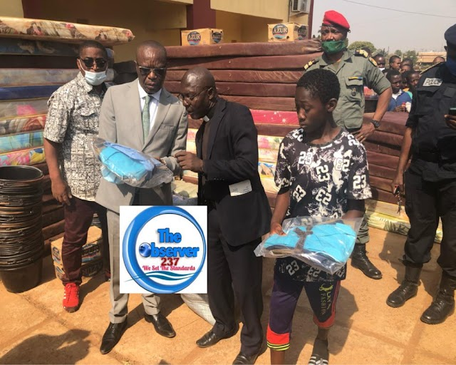 PSS Mankon: Government supports 133 affected students with relief aid