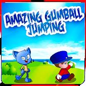 Amazing Gumball Jumping