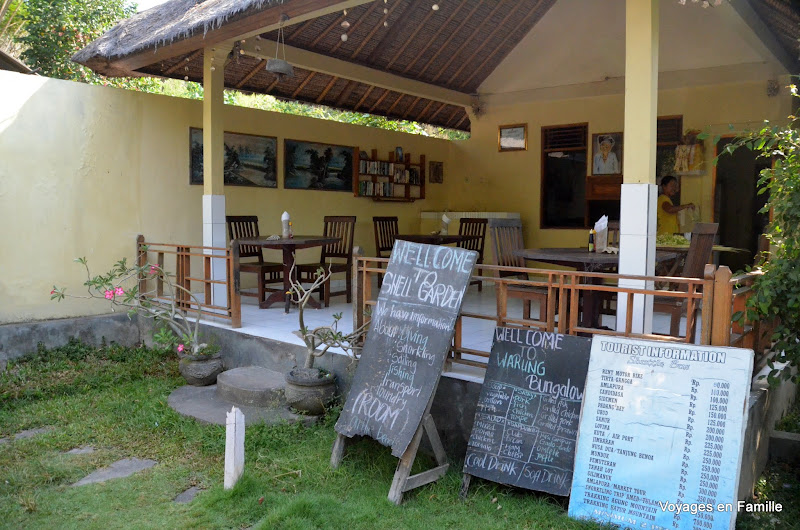 Shell Garden restaurant