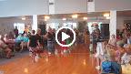 VIDEO Seaford Yacht Club hula girls.  Houki Lau