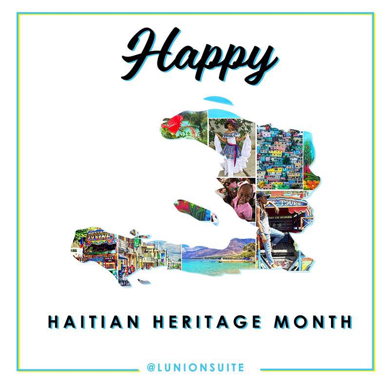 haitian heritage month essay I am literally doing my essay on the train how much of an idiot am i may is haitian heritage month, and the winners of the @pbcsd haitian heritage month essay.