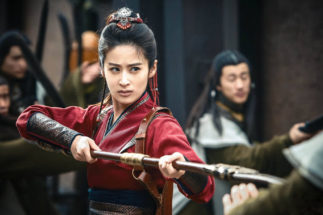 Legend of the Ancient Sword 2 / Sword of Legends 2 China Web Drama