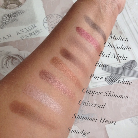 makeup-revolution-flawless-eyeshadow-swatches