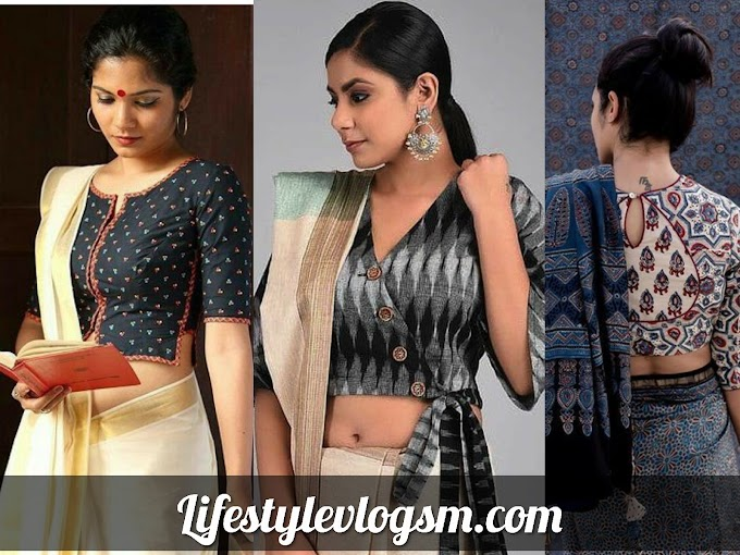 Blouses| Latest Blouse Design for Everyone Blouse Lover
