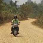Vang Vieng - Rollertour in die Umgebung