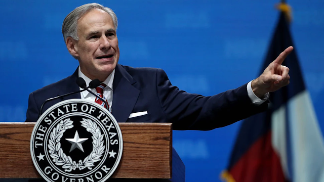 Gov. Greg Abbott: Texas Must Fight 'Federal Overreach'; Biden Showing 'Extreme Hostility' To State