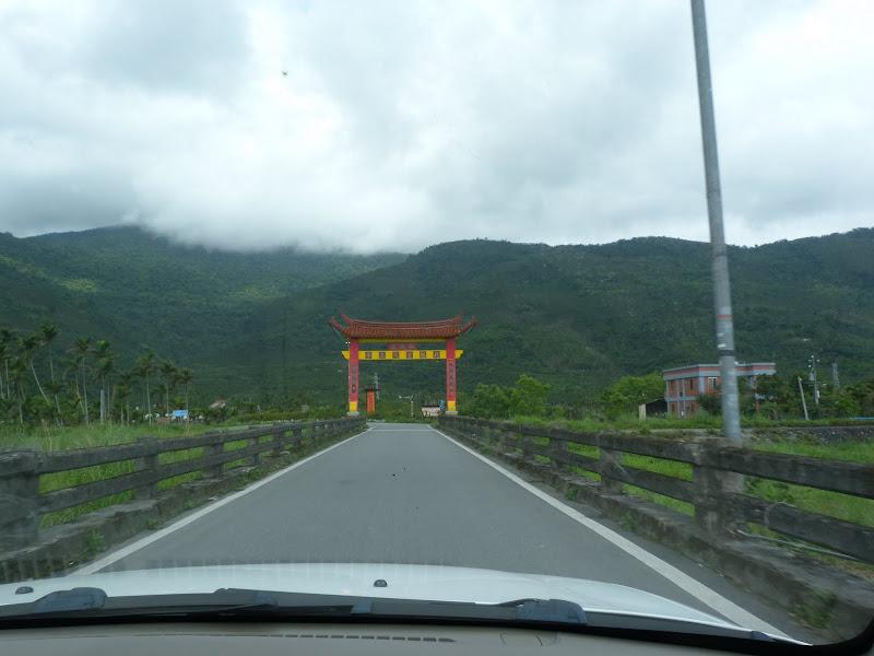 TAIWAN Dans la region de Hualien. Liyu lake.Un weekend chez Monet garden et alentours - P1010642.JPG
