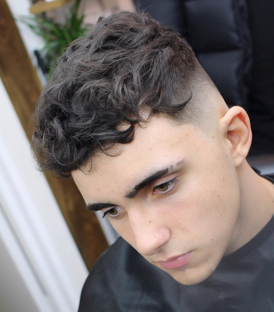 2018 Curly Hairstyles For Men & Sexy Curls it 4