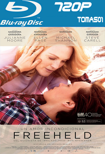 No sin Ella (Freeheld) (2015) BRRip 720p