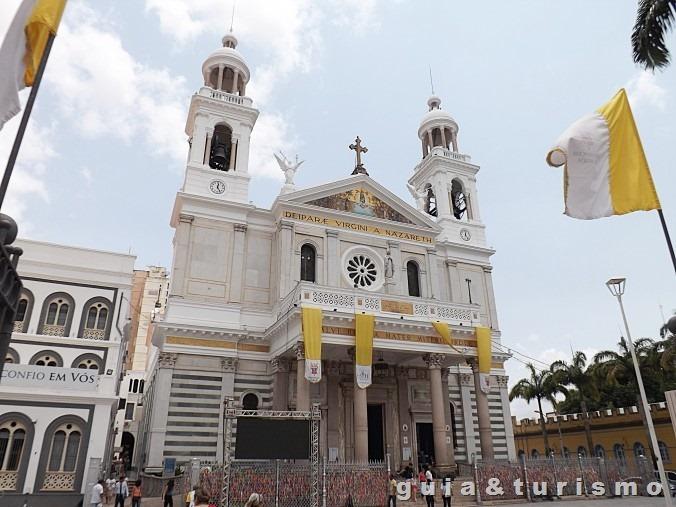 Basílica de Nossa Senhora de Nazaré em Belém