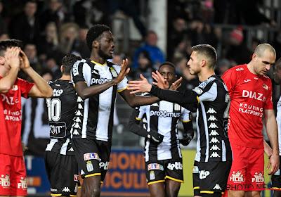 Le Sporting Charleroi et l'Union Saint-Gilloise mis à l'amende pour insultes envers l'arbitre