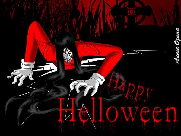 Alucard For Helloween, Halloween