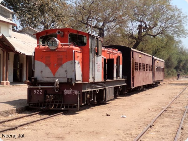 Bhadran Railway Station
