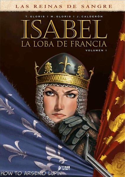 P00001 - Isabel La loba de Francia