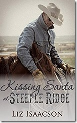 3 Kissing Santa at Steeple Ridge
