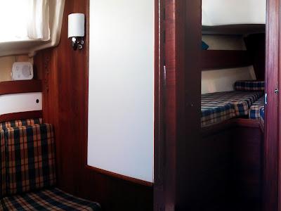 Sabre 28- Cabin Port