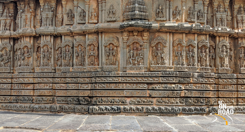 Hidden Hoysala gem of Chenna Keshava Temple, Arlaguppe
