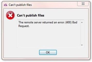 error 400