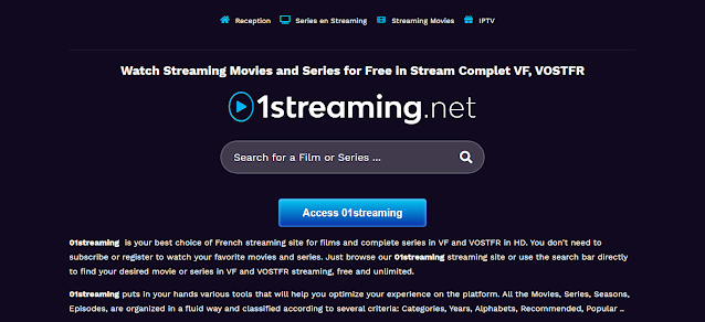Best Free French Streaming Sites in 2021: No account required