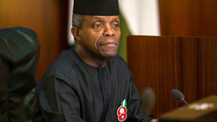 What God Told me about VP, Osinbajo - London-based Pastor
