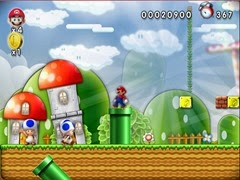 new super mario forever fase
