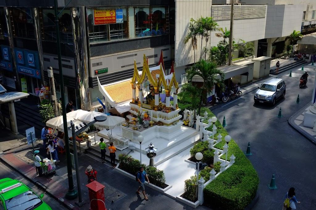 Bangkok shopping malls