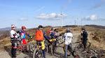 16 febbraio 2014 - escursione al parco eolico dei Casoni
