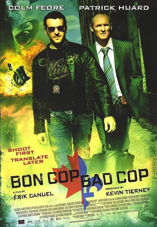 Cảnh Sát Lưu Manh - Bon Cop Bad Cop (2006)