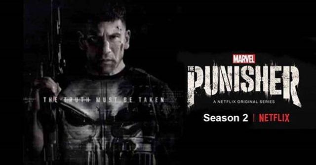 Reseña Serie: The Punisher (2da Temporada)