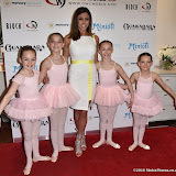 OIC - ENTSIMAGES.COM - Pascal Craymer and Junior Ballerina's at the  2016 BLOCH Dance World Cup press launch in London 28th April 2016 Photo Mobis Photos/OIC 0203 174 1069
