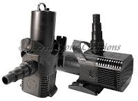 Pondbuilder IllumiFlow Pump, Max Flow 3200GPH