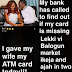 Comedian Bovi Reveals He Gave His ATM To His Wife And This Happened……