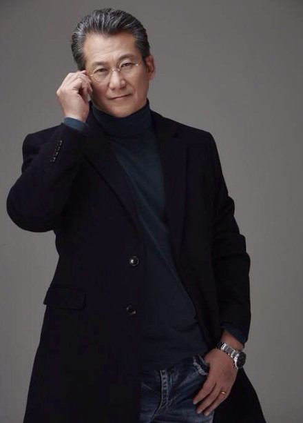 Luo Guangxu Korea Actor