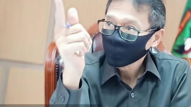 Foto: Gubernur Sumbar Irwan Prayitno. Bertambah 3 Kasus, Pasien Positif Hampir Tembus 400 Orang.