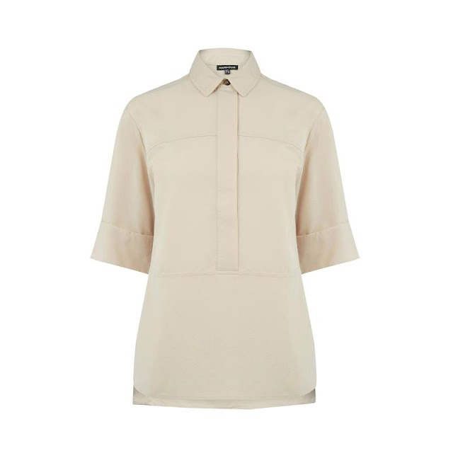 Женская блузка Warehouse