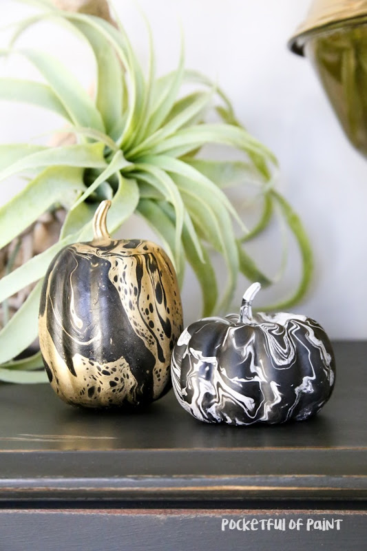 DIY-Marbel-Pumpkin-tutorial