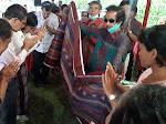 Marga Sigalingging Berikan Doa Restu Kepada Guntur Sinaga Untuk Menjadi Wakil Bupati Samosir