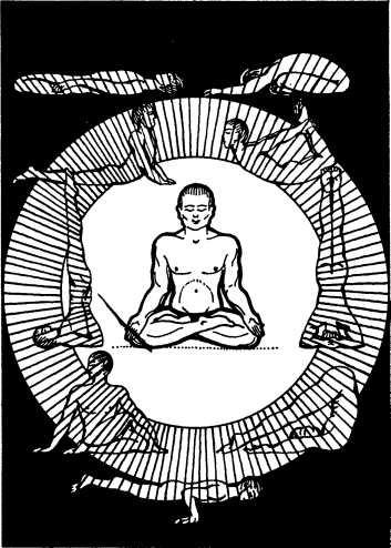10. Упражнение «Лотос»