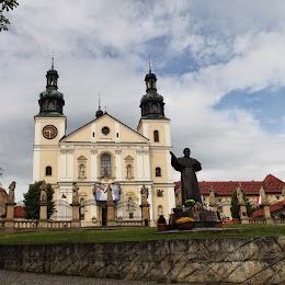 Komunia 2014 - Kalwaria, Wadowice; Foto: ks. Stanisław Juraszek