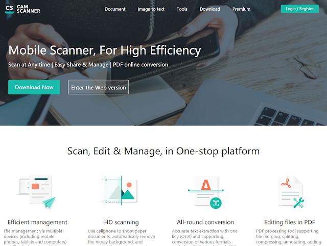 5 apps para scanear documentos