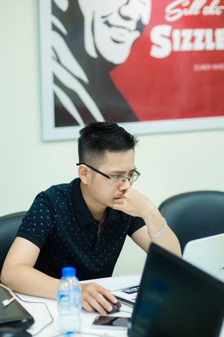 Hình ảnh khai giảng khoá học SEO tiêu chuẩn K46