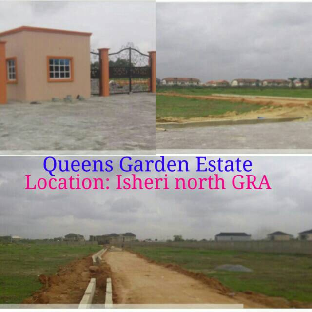 QUEENS GARDENS ESTATE (NORTH-ISHERI G.R.A), LAGOS