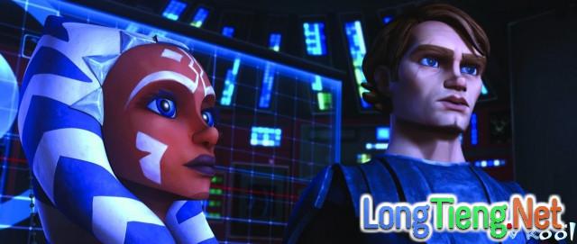 Xem Phim Chiến Tranh Giữa Các Vì Sao: Chiến Tranh Vô Tính - Star Wars: The Clone Wars - phimtm.com - Ảnh 3