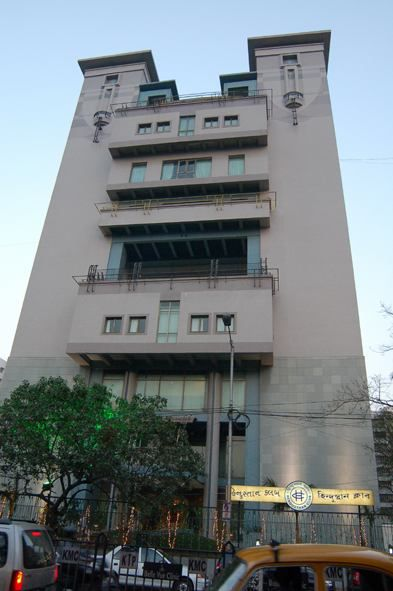 The Hindusthan Club Building