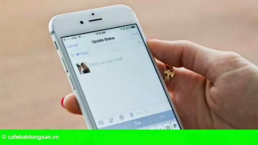 Hình 1: Facebook thử nghiệm công cụ tìm kiếm trong ứng dụng