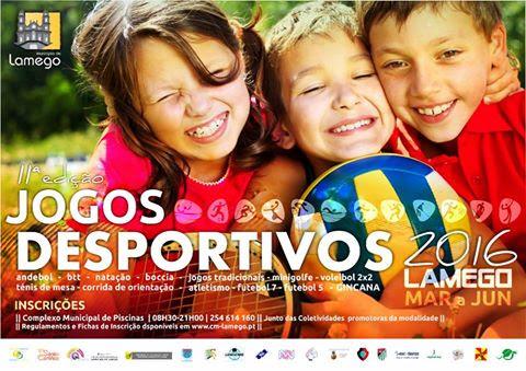 Complexo Desportivo de Lamego vai receber a grande festa do desporto