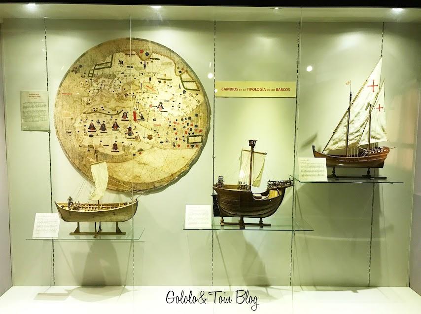 Cambios en la tipología de los barcos