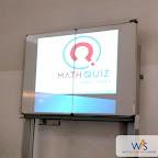 Math Quiz Competition (Grade III to VIII) 17-7-2017