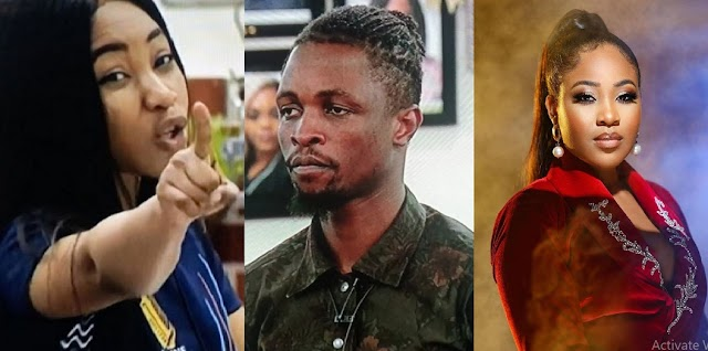 """BBNaija Reunion 2021: """"Laycon Is A Snake, He Only Wanted People To Pity Him, He Can't Be Trusted"""" – Erica (VIDEO)"""