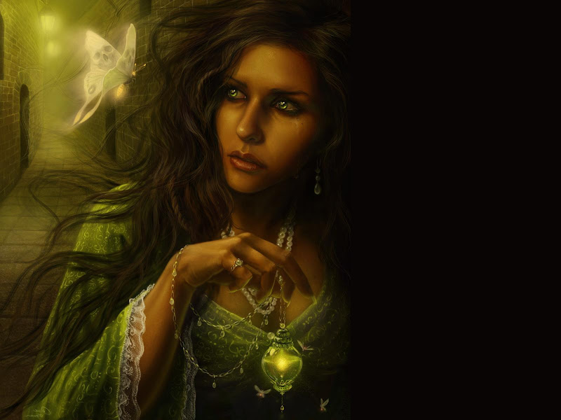 Little Fairy Of Nature, Fairies Girls 2